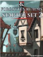 Forgotten Realms Starter Set 2