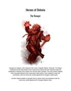Ravager - A 5th Edition Class