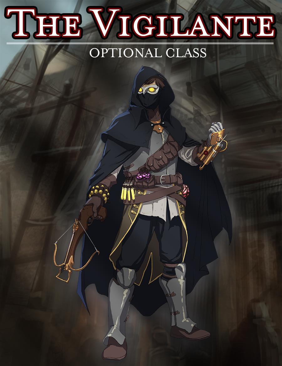 vigilante class guide pathfinder