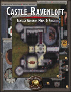 Castle Ravenloft Player Maps