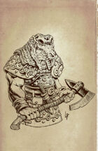 Stock art - Orc Raider