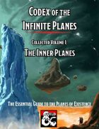 Codex of the Infinite Planes Collected 1 The Inner Planes