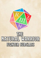 5E Unarmed Fighter Archetype: Martial Artist - Dungeon