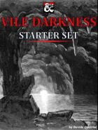 Vile Darkness Starter Set