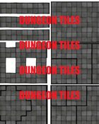 2D terrain, maps and props - Dungeon tiles