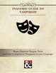 Inanimis' Guide to Vampirism