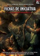 Fichas De Iniciativa (Token)