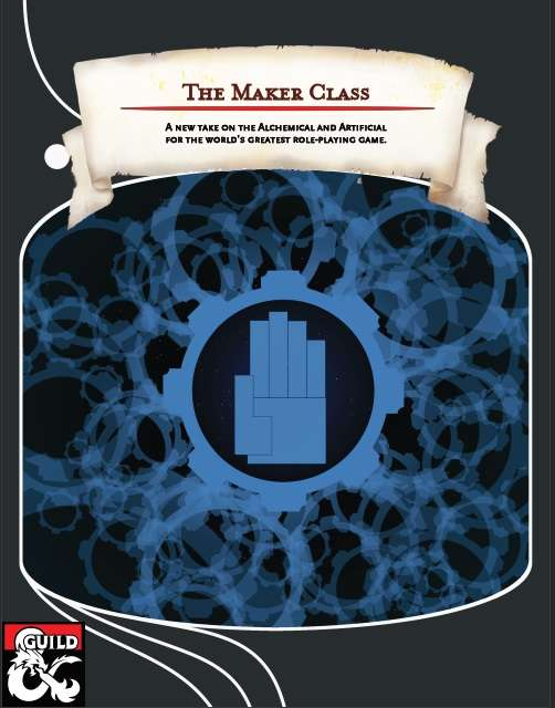 The Maker Class Dungeon Masters Guild Dungeon Masters Guild
