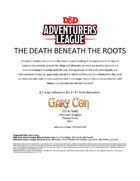 CCC-GARY-06: The Death Beneath the Roots
