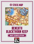 Stock Map: Beneath Blackthorn Keep Map Compilation