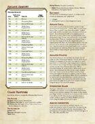 Arcane Armory (Class)