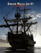 DMJAM #1 Arrival of Empty Ships