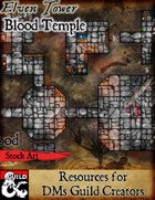 Blood Temple - Stock Art
