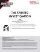 CCC-BMG-27 CORE 3-3 The Spirited Investigation