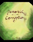 Demonic Corruption ruleset