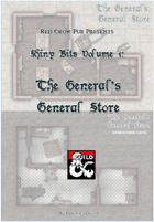 Shiny Bits Vol. 1: The General's General Store (PDF)