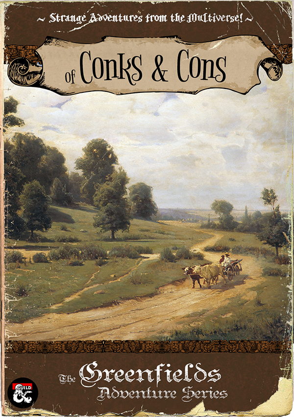 One Shot: Of Conks & Cons