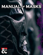 Manual of Masks