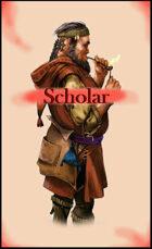 Scholar - 5e Class
