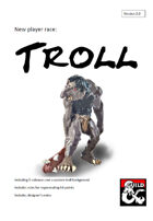 New player race: Troll