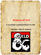 Armory of Evil