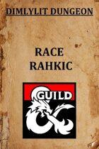 Rahkic Race 1.1