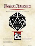 Extra Crunch