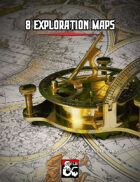 8 Exploration Maps