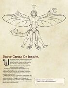 Druid Circle Of Insecta