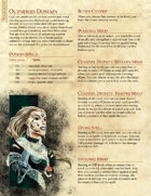 Outsiders Domain a Cleric Subclass