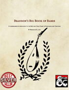 Brandon's Big Book of Bards