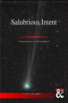 Salubrious Intent
