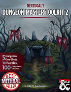 Nerzugal's Dungeon Master Toolkit 2