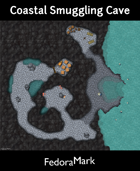 Coastal Cave - Smuggling Hideout