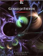 Genasi of Faerûn