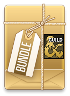 May D&D Sale - Guild Adepts [BUNDLE]