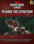 To Wake The Leviathan