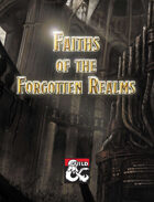 Faiths of the Forgotten Realms