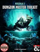 Nerzugal's Dungeon Master Toolkit [Print Version]
