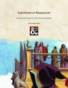 Elections in Phandalin