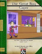 99 Cent Adventures - The Great Bag Caper - Addon Adventure