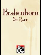 Krakenborn (5e Race)