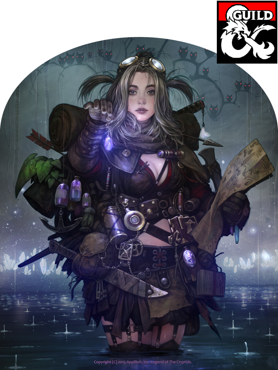 Arcane Tradition: Discovery - Dungeon Masters Guild
