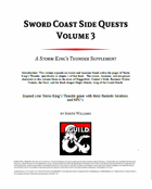 Sword Coast Side Quests Volume 3: A Storm King's Thunder Supplement