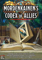 Mordenkainen's Codex of Allies
