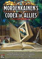 Mordenkainen's Codex of Allies
