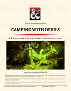 Camping With Devils - Adventure