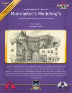 CCC-SALT 02-01 Mulmaster's Meddling's