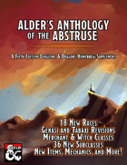 Alder's Anthology of the Abstruse
