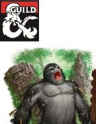 Ape Totem Barbarian